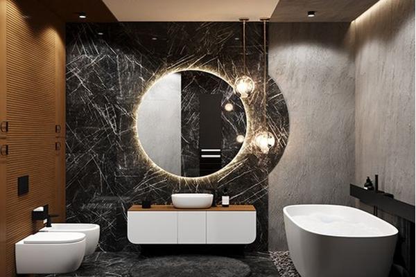 Mua gương phòng tắm hcm cao cấp và chất lượng