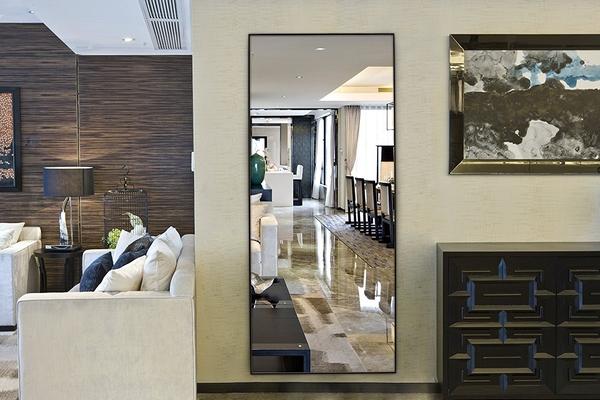 Gương soi toàn thân khung inox hoàn hảo cho căn nhà của bạn