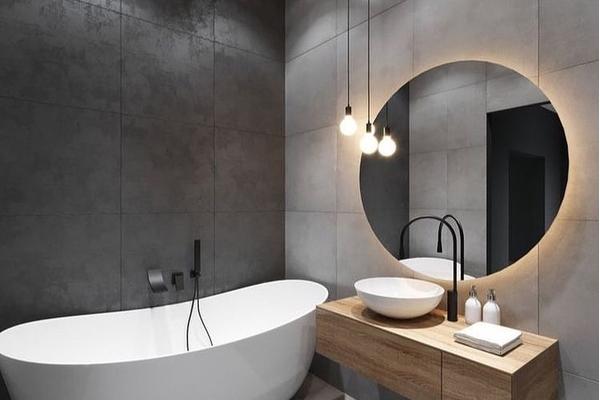 Review gương phòng tắm đẹp: Những mẫu gương hot nhất tại DEHOME