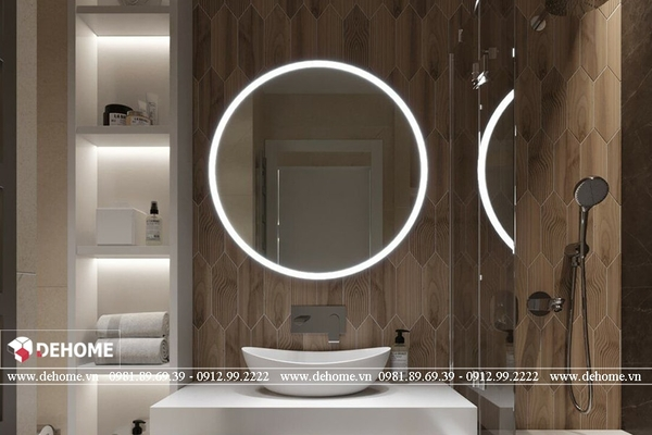 Gương đèn led - Những điều bạn có thể chưa biết