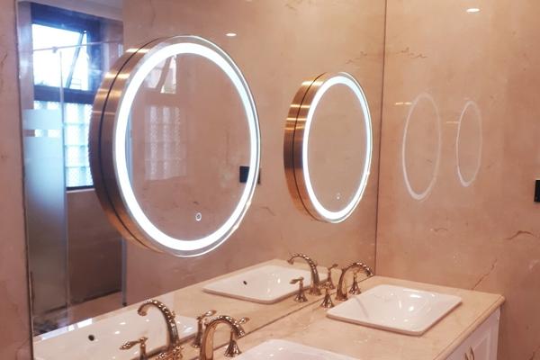 Gương khung mạ PVD chất lượng - đẹp - rẻ