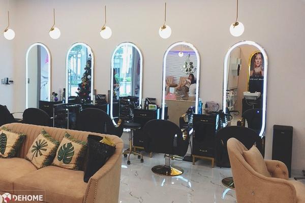 Gương cho salon tóc đẹp với giá tốt nhất thị trường hiện nay