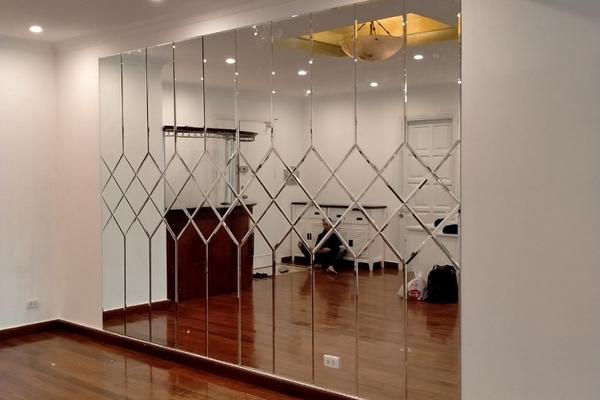 Cách chọn gương trang trí với từng không gian