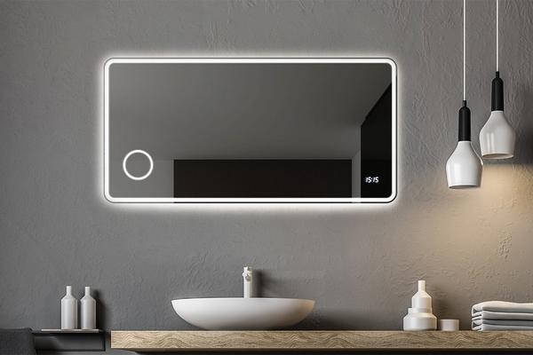 Kích thước gương nhà vệ sinh thế nào mới chuẩn?