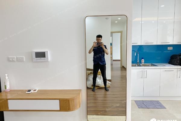 Gương mạ soi toàn thân tại Dehome có thực sự chất lượng?
