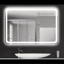 Gương Nhà Tắm Cảm Ứng  Cao Cấp Dehome - D1212.2A