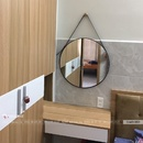 Gương Dây Da Phòng Ngủ Cao Cấp Dehome - DA.60.0BD