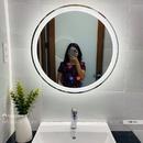 Gương Phòng Tắm Có Đèn Led Treo Tường Cao Cấp Dehome - D60.4A