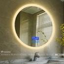 Gương Tròn Led Phòng Tắm Cao Cấp Dehome - D80.7B
