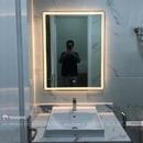Gương Nhà Tắm Đèn Led Cao Cấp Dehome - D79.2D