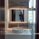 Gương Phòng Tắm Cao Cấp Có Đèn Led Dehome - D127.4A