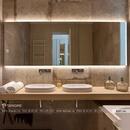Gương Phòng Tắm Có Đèn Led Cao Cấp Dehome - D207.3A