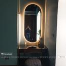Gương Bàn Trang Điểm Có Đèn Led Cao Cấp Dehome - D615.2A