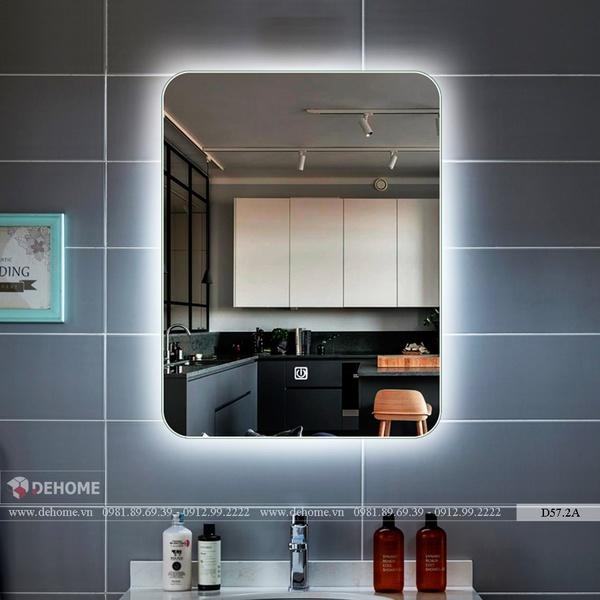 Gương Phòng Tắm Sang Trọng Dehome - D57.2A