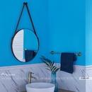 Gương Dây Da Treo Phòng Tắm Cao Cấp Dehome - DA50.AN