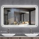 Gương Led Nhà Tắm Cao Cấp Dehome - D127.7D