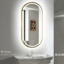 Gương Nhà Tắm Bầu Dục Cao Cấp Sang Trọng Dehome - D612.3B