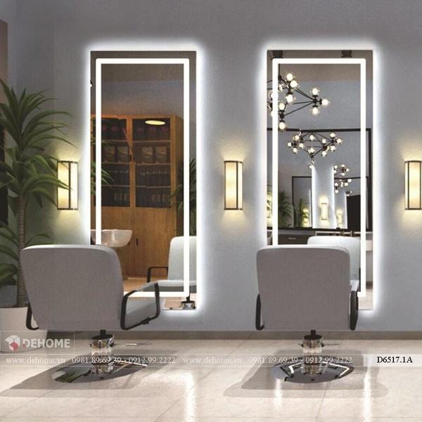 Gương Led Toàn Thân Salon Dehome - D6517.1A