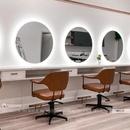 Gương Salon Tròn Led Cao Cấp Dehome - D60.2H