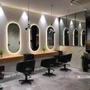 Gương Salon Hình Bầu Dục Cao Cấp Dehome - D510.1A