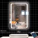 Gương Nhà Tắm Có Đèn Led Hình Chữ Nhật  Dehome - D68.7B