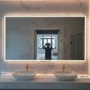 Gương Nhà Tắm Sang Trọng Cao Cấp Dehome - D2011.1A