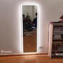Gương Soi Toàn Thân Cao Cấp Có Đèn Led Dehome - D6163A