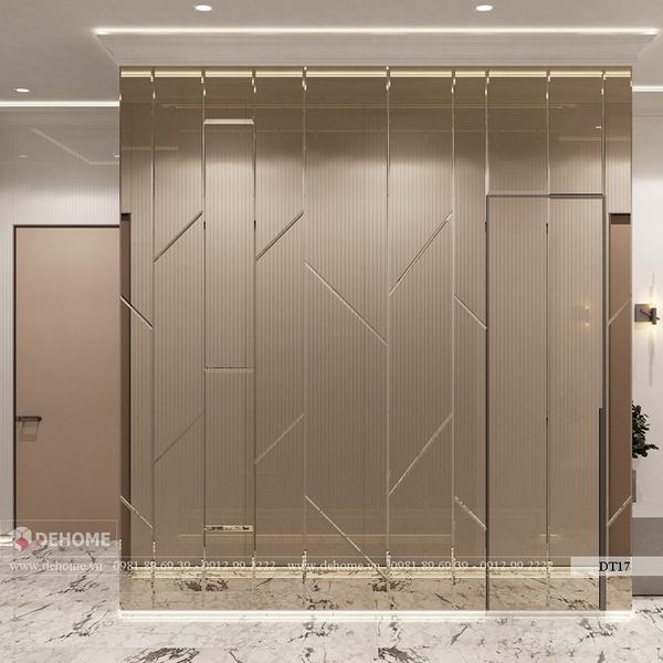 Gương Ốp Tường Phòng Bếp Cao Cấp Dehome - DT17