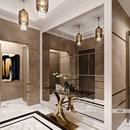 Gương Ghép Trang Trí Phòng Khách Dehome - DT20