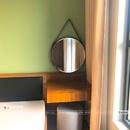 Gương trang điểm treo tường Điểm Cao Cấp Dehome - DA.50.0AD