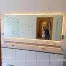 Gương Phòng Tắm Hình Chữ Nhật Ngoại Cỡ Cao Cấp Dehome - D2810.2D