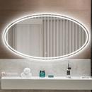 Gương Treo Phòng Tắm Có Đèn Led Dehome - D157.2A