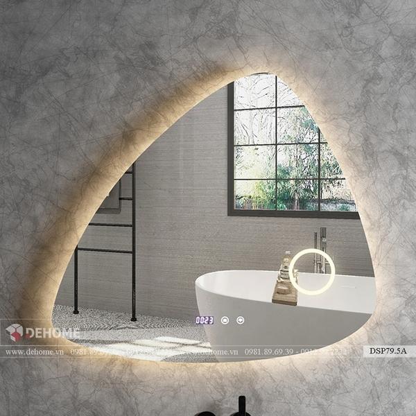 Gương Có Đèn Led Treo Phòng Tắm Dehome - DSP79.5A