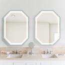 Gương Treo Phòng Tắm Có Đèn Led Dehome - DSP79.2A