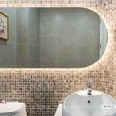 Gương phòng tắm có đèn led cao cấp Dehome - D1770.2A