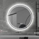 Gương Nhà Tắm Có Đèn Led Cao Cấp Dehome - D80.5A