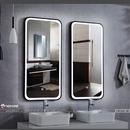 Gương phòng tắm sơn tĩnh điện cao cấp Dehome - DKL612.4B