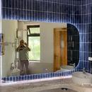 Gương soi phòng tắm đèn led cao cấp Dehome - D1610.4A