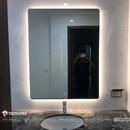 Gương Nhà Tắm Có Đèn Led Cao Cấp Dehome - D811.2A
