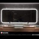 Gương Phòng Tắm Ngoại Cỡ Cao Cấp Dehome D249.4A