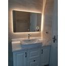 Gương Phòng Tắm Đèn Led Hiện Đại Cao Cấp Dehome - D86.3A