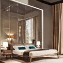 Gương vách ốp tường phòng khách Dehome - DT57