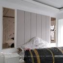 Gương ghép dán tường trang trí phòng ngủ DT78