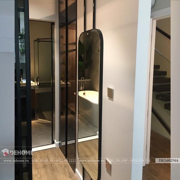Gương đứng toàn thân khung sơn tĩnh điện Dehome - DKL60254A