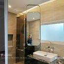 Gương phòng tắm khung inox sơn tĩnh điện Dehome - DKL501785A