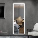 Gương đứng soi toàn thân bền đẹp cao cấp Dehome - D616.1K