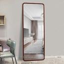 Gương dài soi toàn thân khung gỗ tự nhiên Dehome - DG616E