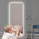 Gương dài soi toàn thân có đèn led cao cấp Dehome - D616.1L
