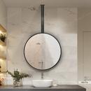 Gương nhà tắm khung kim loại sơn tĩnh điện cao cấp Dehome - DKL70A