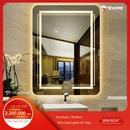Gương nhà tắm chữ nhật đèn led cao cấp Dehome ( có sẵn TPHCM ) - KM14